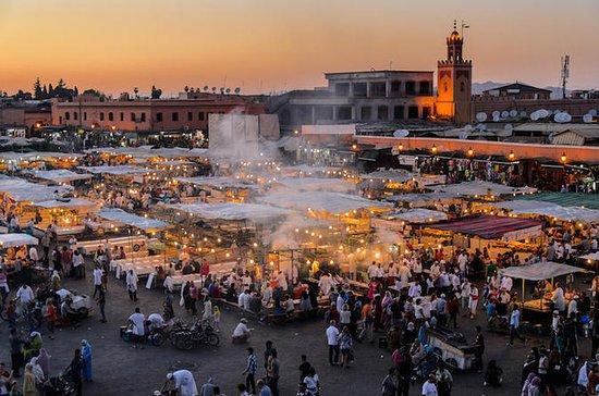Casablanca naar Marrakech Privé ...