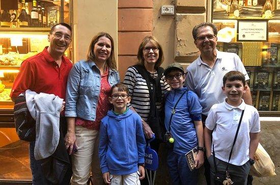 Solnedgang i Roma Tur for barn og...