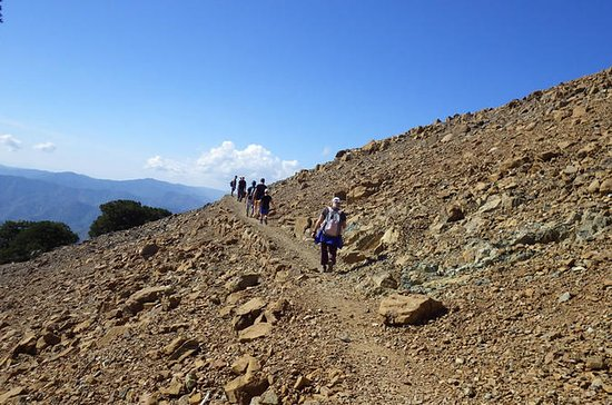 Top Cyprus Walking Trip (Troodos...