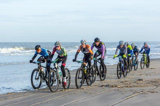 Seashore Biking - Along the Shore of...