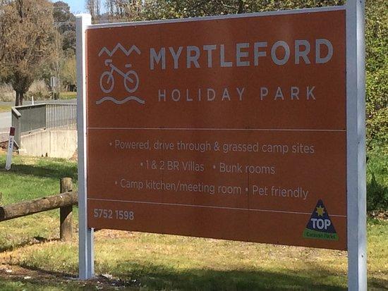 Myrtleford Holiday Park