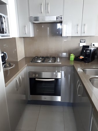 Kitchen Has All Necessary Equipment Appliances Picture Of
