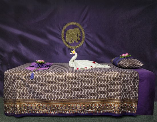 The Studio Traditional Thai Massage: Pleasant Thai themed surroundings