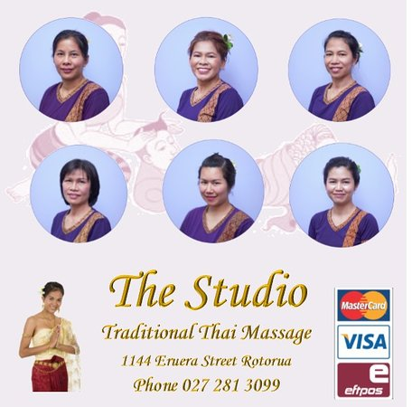 ‪The Studio Traditional Thai Massage‬