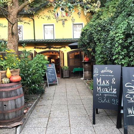 Wilhelm Busch Wien Dornbach Restaurant Bewertungen