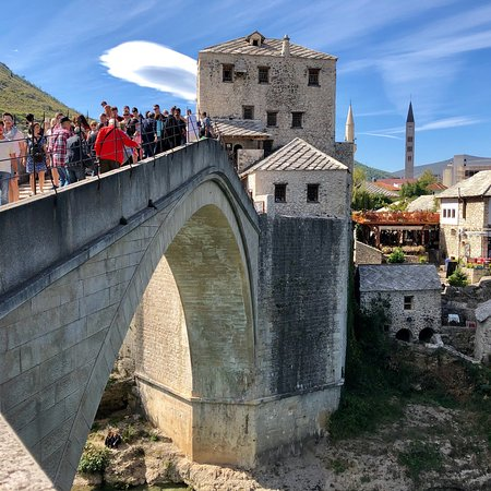 Zdjęcie Chasing the Waterfalls - Day Trip to Mostar and Kravice from Dubrovnik