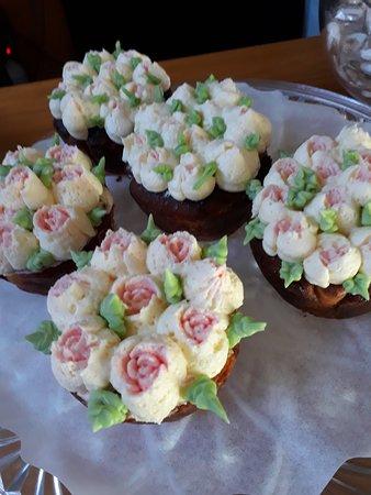 Richmond, Nouvelle-Zélande : Birthday treats (catering)