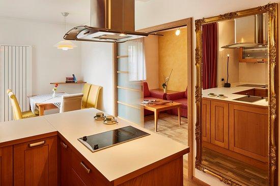 Appartamento Tipo B - cucina e sala soggiorno separato ...