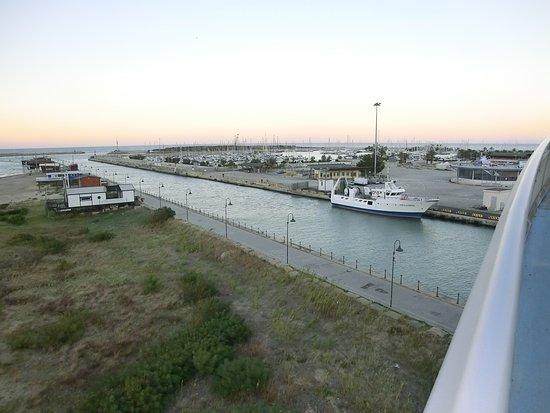 Ponte del Mare: Panoramico