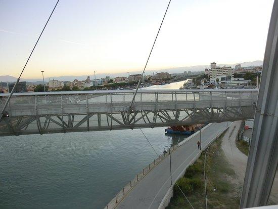 Dal ponte del Mare