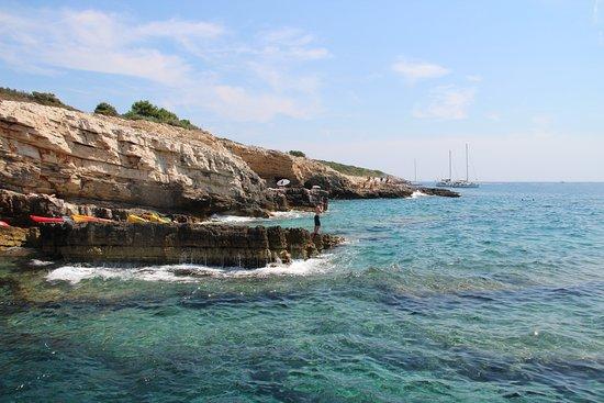 Beach Mala Kolumbarica