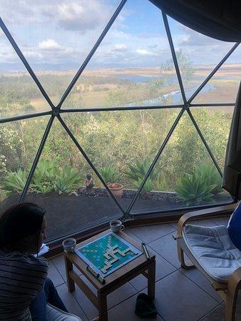 Esk, ออสเตรเลีย: View dome