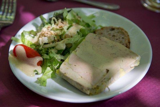 Saint-Andre-d'Allas, ฝรั่งเศส: Un foie gras sublime