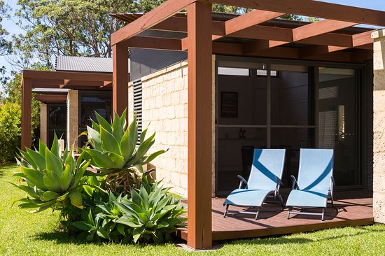 Sanctuary Point, أستراليا: Relax on your apartment deck
