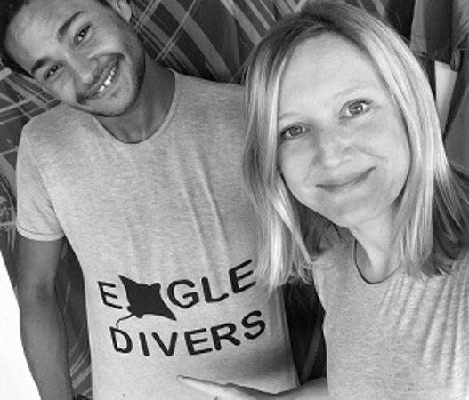 Eagle Divers Egypt: Help us design our next diving centre T-shirt!