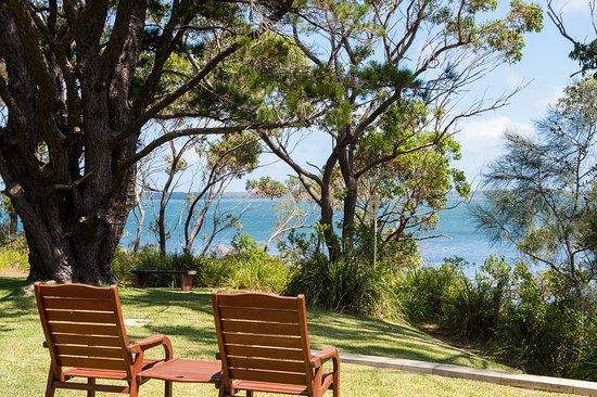 Sanctuary Point, أستراليا: Overlooking St Georges Basin