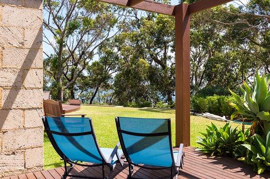 Sanctuary Point, أستراليا: View from apartment deck