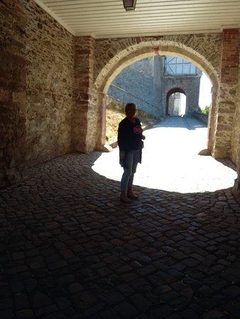 Schloss Stolberg: Eintritt in die Geschichte