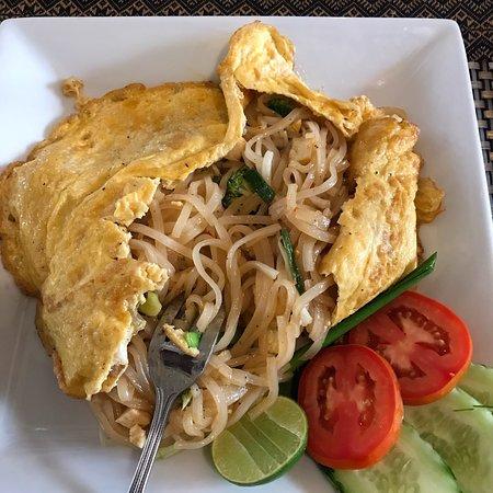 Great amazing authentic Thai food.