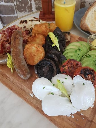 Theres No Better Way To Start Your Day A Fresh Brekkie At The The Pig Pastry Share Platters Vegetarian Option Available