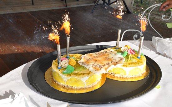 Gâteau Danniversaire De Mariage Excellent Entremet