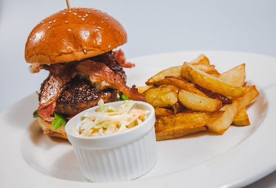 Hat Creek Burger Company, 166 Hargraves Street in West