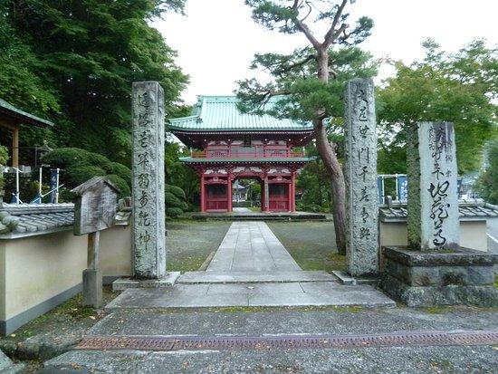 Hokyo-ji Temple