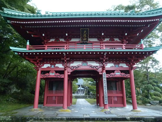 Hokyo-ji Temple no Niomon