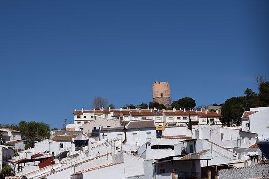 Yunquera village, Sierra de las Nieves
