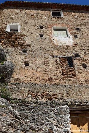 The old castle in Yunquera, Sierra de las Nieves