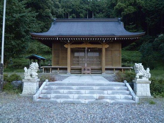 嶽之下神社
