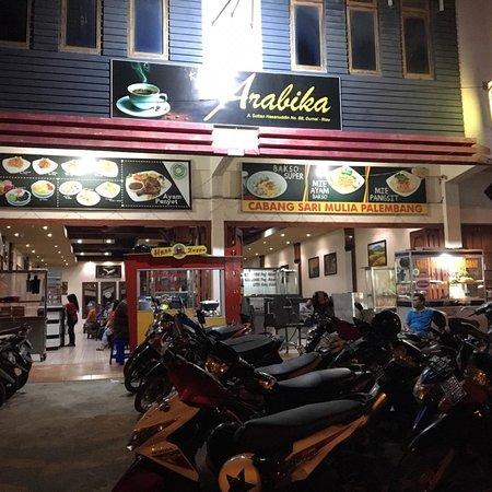 Dumai, Indonesien: Kedai Kopi Arabika