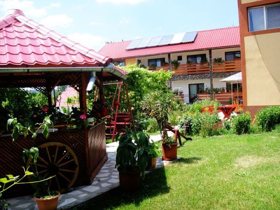 Horezu, Ρουμανία: garden