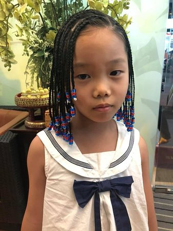 Hair Braiding For Kids In Patong Beach Picture Of Golden