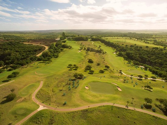 East London, แอฟริกาใต้: Olivewood Private Estate & Golf Course offers an 18 hole championship golf experience.