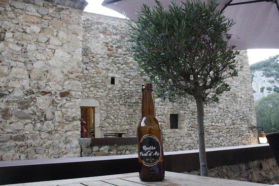 Le Silex: Terrasse