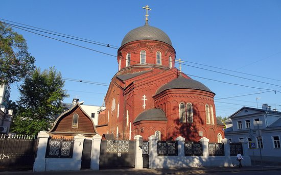 Old Orthodox Church in honor of the Protection of the Holy Virgin