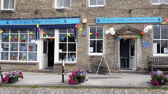 Stripey Badger Bookshop