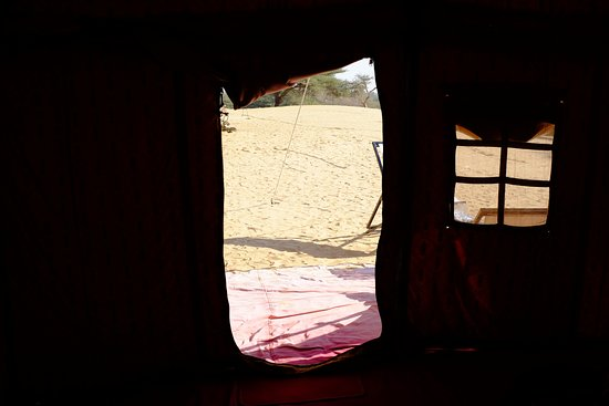 Pokaran, الهند: view From Room