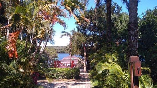 Hotel Transamerica Ilha de Comandatuba: As boas vindas !