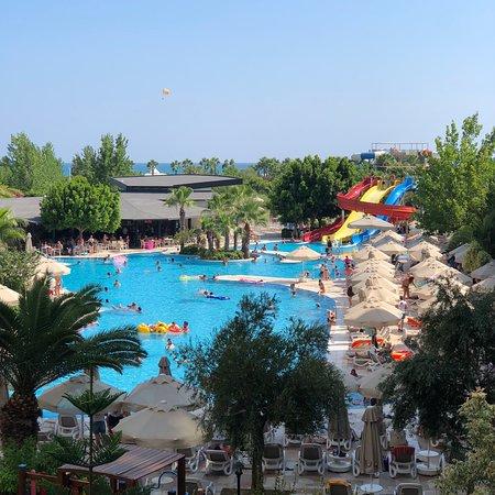 Отпуск в Melas