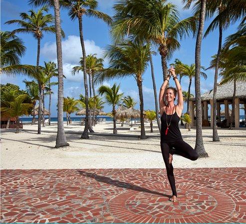 Manchebo Yoga Aruba