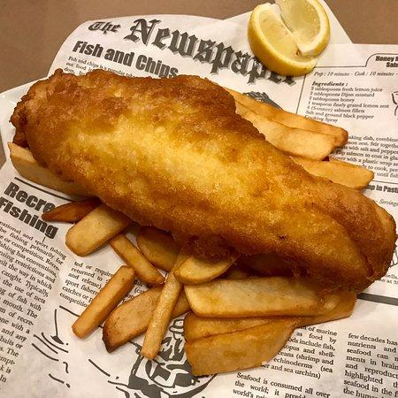 Foto de Brits Fish and Chips