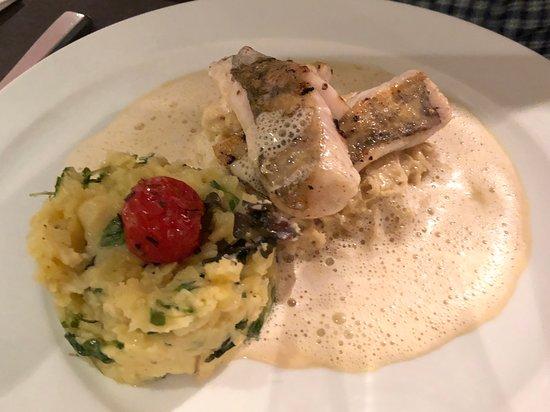 Osthofen, Germany: Hauptspeise