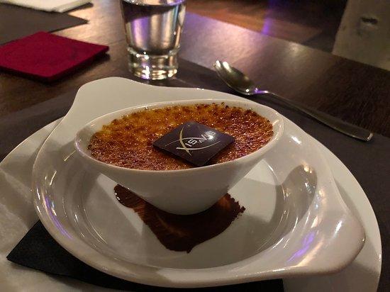 Osthofen, Germany: Nachtisch: Crème Brûlée
