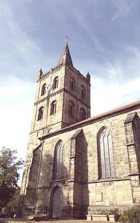 Die ev. Christuskirche
