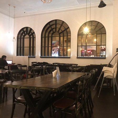 Superb service restaurant