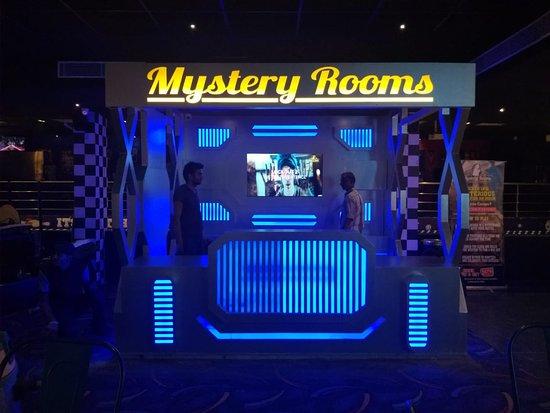 Mystery Rooms Noida