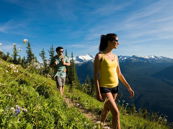 Whistler, Canadá: Hiking in the Summer. Photo by: Mike Crane