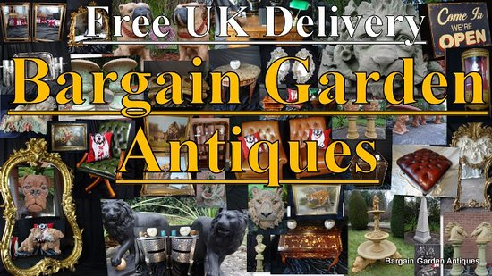 Bargain Garden Antiques